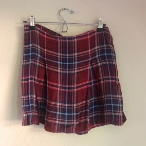 Abercrombie Plaid Skirt ♥️